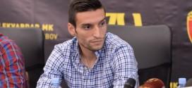 Глигоров: Имам голема доверба во стручниот штаб и играчите и се надевам дека за брзо време ФК Вардар ќе се врати во првата лига и ќе освојува трофеи