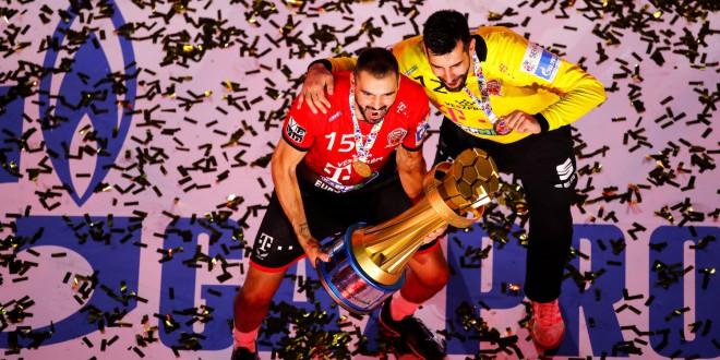 СЕХА: Веспрем дојде на една титула зад Вардар