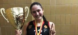 """Петрушевска: Дафни Агиос Димитриос претставува голем предизвик и тест за мене,но спремна сум да се борам """"лавовски"""""""