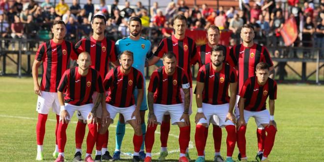 Втора победа во низа, совладан ГФК Охрид