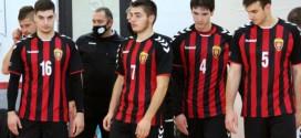 Одбојка: Порази  со 1:3 во 1.коло за машката и женската екипа на Вардар